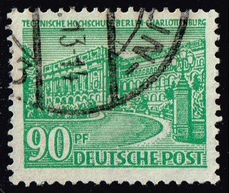 Germany #9N56 Polytechnic College; Used (0.90)