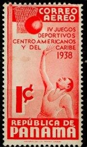 Panama 1938: Sc. # C43: *-/MHH Single Stamp