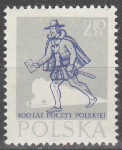 Poland #802  MNH   (K1272)
