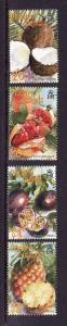 Pitcairn Is.-Sc#535-8-unused NH set -Tropical Fruit-