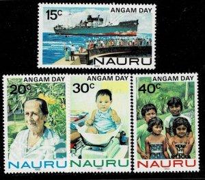 Nauru 1983 Angam MNH