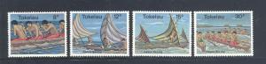 Tokelau 65-8, F-VF, MNH