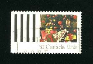 Can #1151   -1   used VF 1987 PD