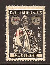 Mozambique  #  232  Mint