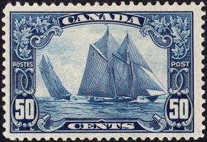 CANADA 158 VF MH  (102218)