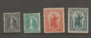 MX-23 Cinderella revenue stamp Bolivia c Shipping note