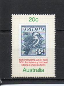 Australia 687 MNH