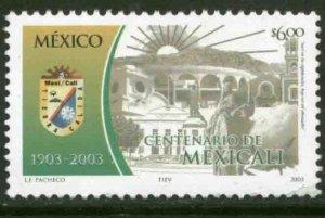 MEXICO 2309, MEXICALI CENTENNIAL. MINT, NH. VF.