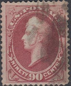 U.S. 166 Used FVF+ (13119)
