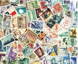 Chile Stamp Collection - 200 Different Stamps