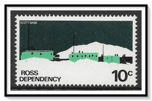 Ross Dependency #L13 Scott Base MNH