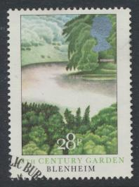 Great Britain  SG 1225 SC# 1029 Used / FU with First Day Cancel - Gardens