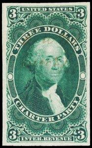U.S. REV. FIRST ISSUE R85a  Used (ID # 102835)