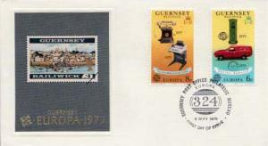 Guernsey, First Day Cover