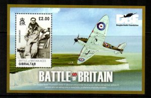 Gibraltar #1228  MNH  Scott $10.50   Souvenir Sheet