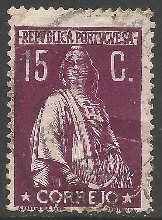 PORTUGAL CERES 217 VFU X432-1