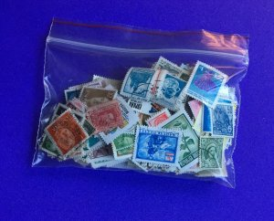 World Stamps 1750-2000+ Total in 5 Lots