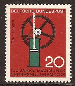 Germany  #  894  Mint  N H          B