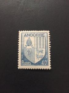 ^Andorra, French #80*
