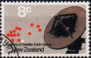 New Zealand. 1971 8c S.G.958 Fine Used
