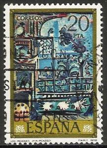 Spain 1978 Scott# 2114 Used