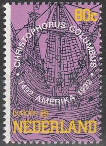 Netherlands #813 MNH