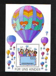 Germany  1997  MNH  Sheet    ' for us children '