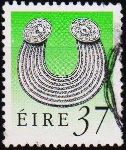 Ireland. 1990 37p S.G.757 Fine Used