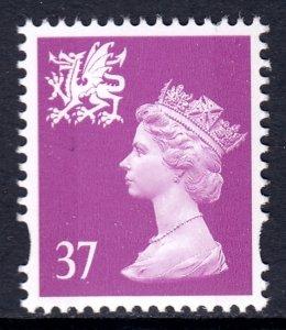 Great Britain (Wales & Monmouthshire) - Scott #WMMH82 - MNH - SCV $6.00