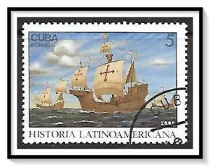 Caribbean #3464a Discovery Of America CTO