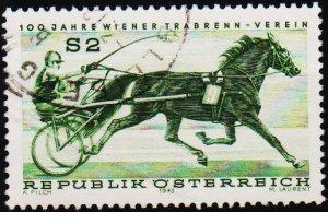 Austria.1973 2s S.G.1671 Fine Used