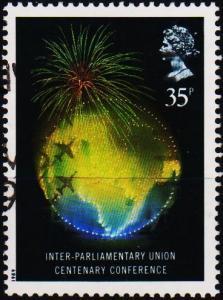 Great Britain. 1989 35p S.G.1435 Fine Used