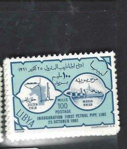 LIBYA  (PP2706B)  SC 209-211   MNH