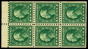 U.S. BOOKLETS & PANES 424d  Mint (ID # 60555)