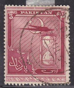 Pakistan 56 Independence 1951