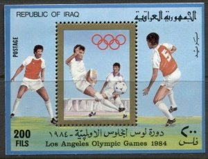 1984 Iraq B39 MLH 1984 Olympic Games in Los Angeles 6,00 €