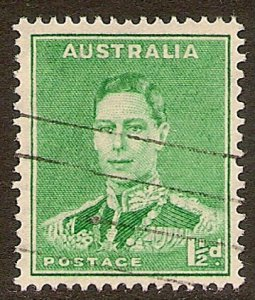 Australia Scott # 181B used. Free Shipping for All Additional Items