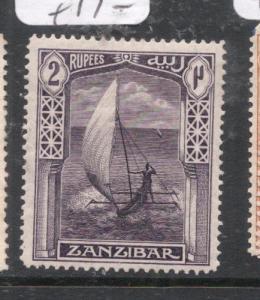 Zanzibar SG 271 MOG (10djs)