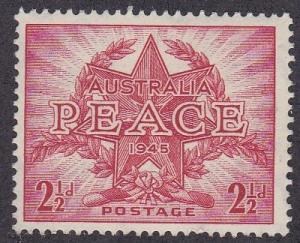 Australia # 200, Peace, NH