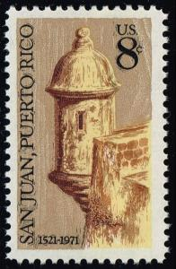US #1437 San Juan; MNH (0.25)