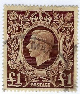 Great Britain SC#275 Used VF...Worth a close look!!