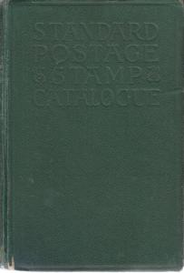 1931 Scott Standard Postage Stamp Catalogue, hardcover.
