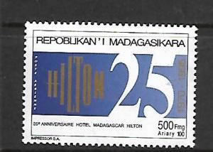 MALAGASY REPUBLIC,  C200, MINT HINGED, HILTON