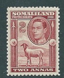 Somaliland #86 (MH CV $2.00
