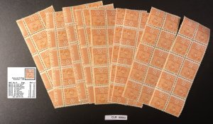 St. Lucia Dealer's Lot ~ Sct J68 ~ 90 total Cat: $.20 ~ CLR90602