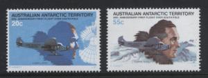 Australian Ant.Terr.- Scott L35 & L36 -1979 - MNH - Set of 2 Stamps-Lot 2