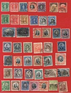 Chile #51//81 VF used  Various People  Free S/H