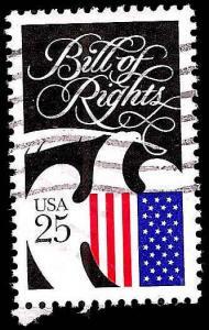 # 2421 USED CONSTITUTION BICENTENIAL
