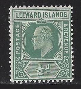 Leeward Islands Scott # 42, mint hr