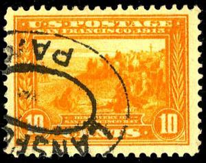 U.S. #400 Used F-VF